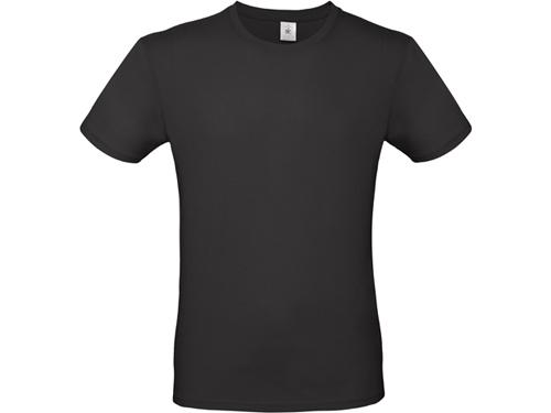 EXALTICO pánské tričko, 145 g/m2, vel. L, B&C, černá