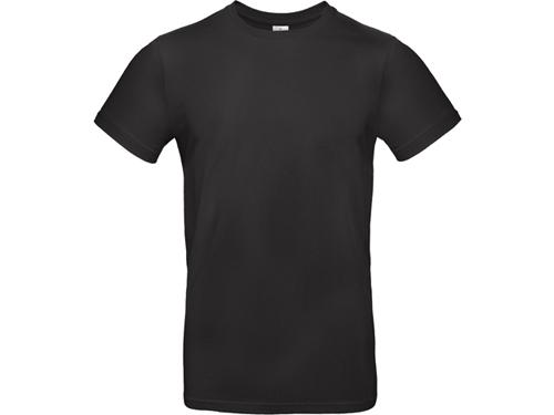 EXALTICO pánské tričko, 145 g/m2, vel. M, B&C, černá