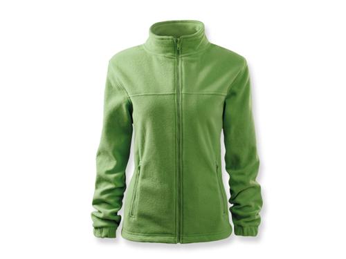 OLIVIE dámská fleecová bunda, 280 g/m2, vel. XL, ADLER, světle zelená