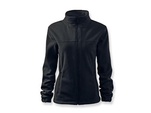 OLIVIE dámská fleecová bunda, 280 g/m2, vel. XS, ADLER, černá