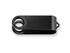 OTOČNÝ KRYT kovový otočný kryt - USB FLASH MIX, černá