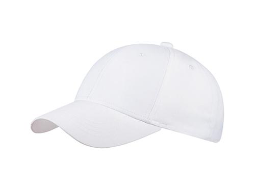 PROOFI baseballová čepice s nepromokavou úpravou, COFEE, bílá