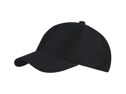 PROOFI baseballová čepice s nepromokavou úpravou, COFEE, černá