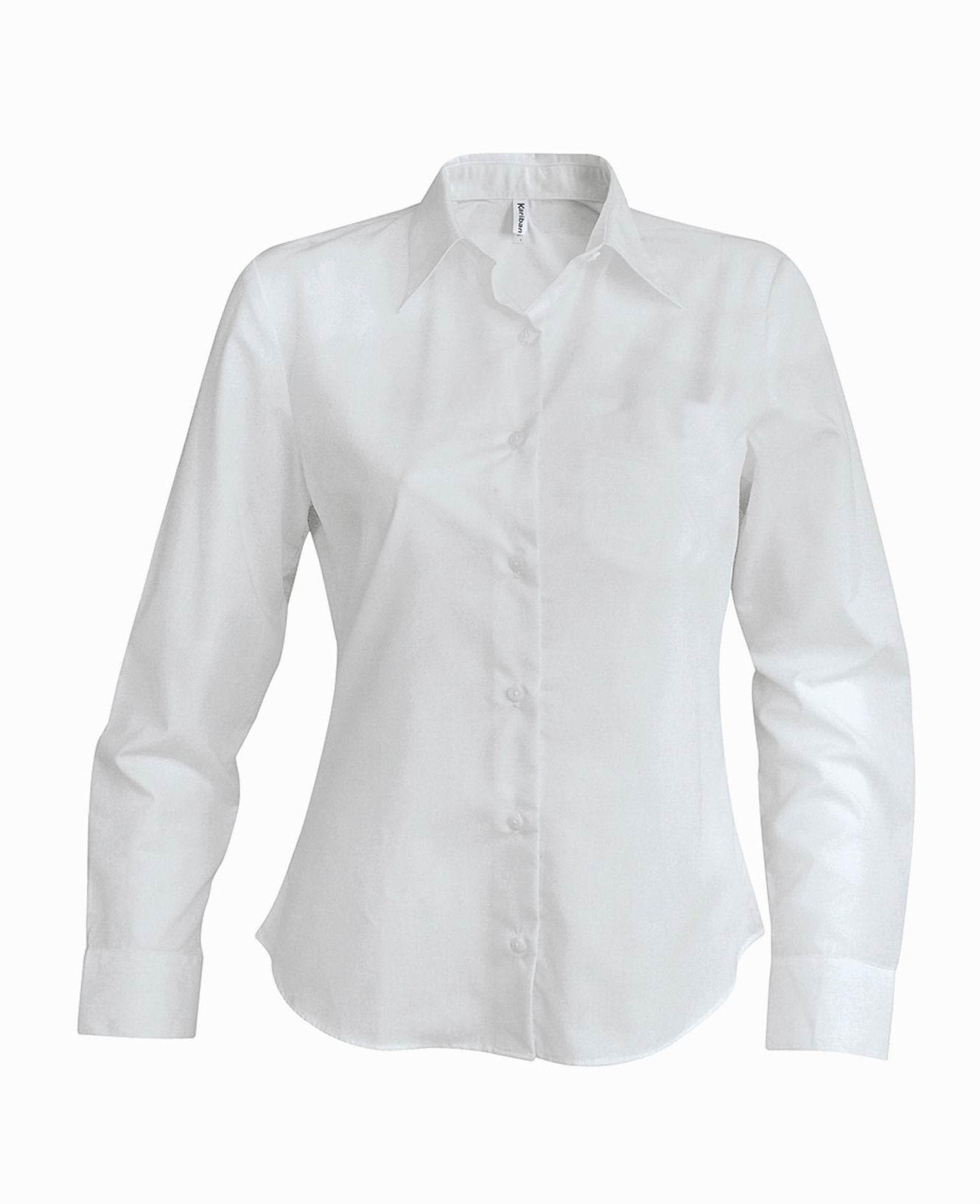 Dámská košile oxford s dlouhým rukávem 12891c3523