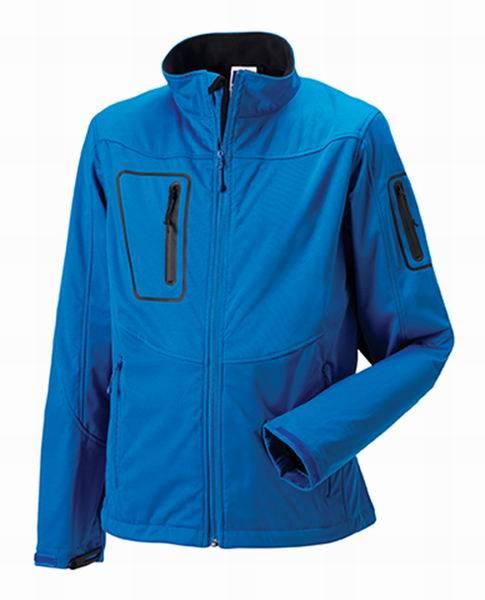 Pánská softshellová bunda Sportshell 5000. Barva  Titanium 8c9e48bf69
